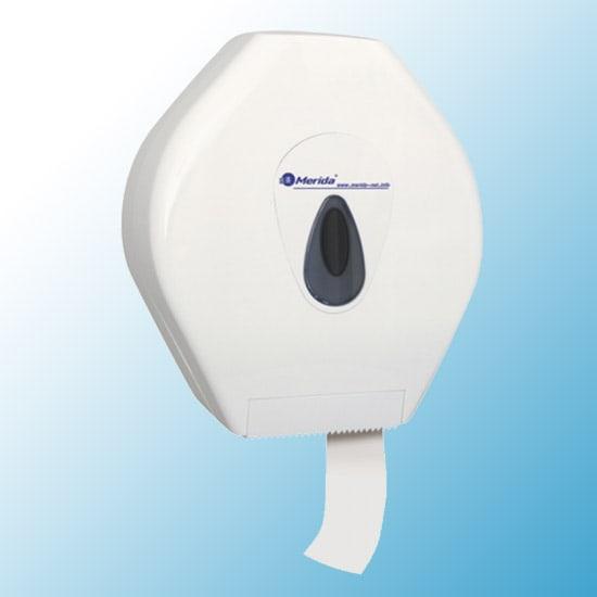 Диспенсер для туалетной бумаги в рулонах