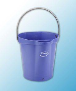 Ведро, 6 л, фиолетовый цвет
