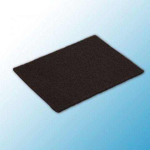 Ручной пад Стандарт 15х23 см, черный