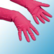 Перчатки многоцелевые красные