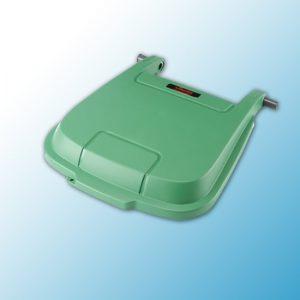 Крышка для контейнера Атлас 100л зеленая