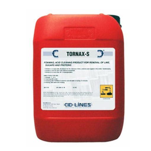 ТОРНАКС-С (TORNAX-S), 12 кг – кислотное моющее пенное средство