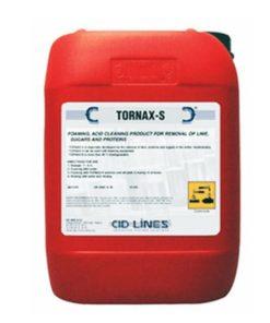 ТОРНАКС-С (TORNAX-S), 24 кг – кислотное моющее пенное средство