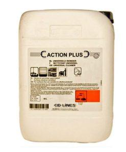 Экшн Плюс (ACTION PLUS), 10л – универсальное чистящее средство для всех поверхностей
