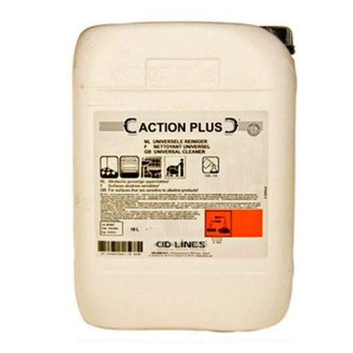 Экшн Плюс (ACTION PLUS), 1л – универсальное чистящее средство для всех поверхностей