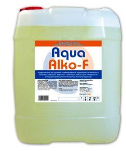 AquaAlko-F 20л- щелочное пенное моющее средство