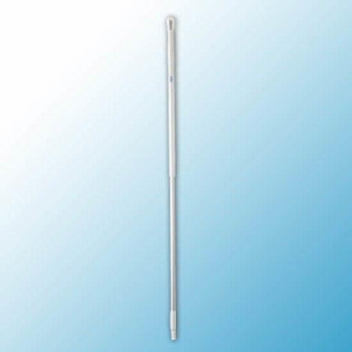 Ручка эргономичная алюминиевая, Ø31 мм, 1510 мм, белый цвет