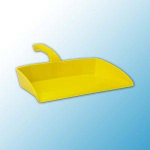 Совок для мусора, 330 мм, желтый цвет