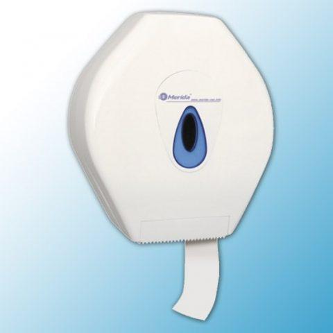 """Держатель туалетной бумаги """"MEGA MERIDA TOP"""" (синяя капля)"""