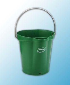 Ведро, 6 л, зеленый цвет