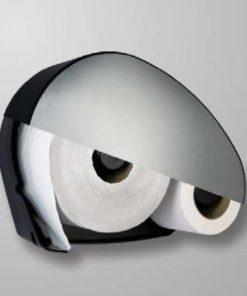 """Держатель туалетной бумаги в пачках """"MERIDA MERCURY""""mini(черный)"""