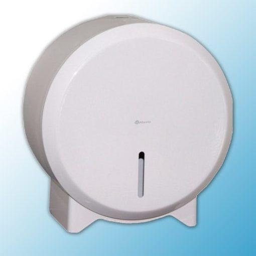 Держатель туалетной бумаги из эмалированной стали MERIDA STELLA WHITE MINI