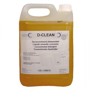 Д-Клин (D-CLEAN), 5л – средство для ручной мойки посуды