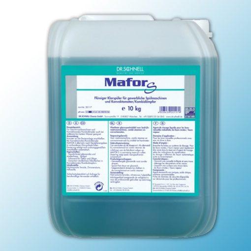 Mafor S Универсальное кислотное ополаскивающее средство