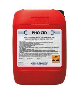 Фо Сид (PHO CID), 25 кг – кислотное беспенное моющее средство