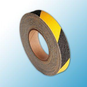 Safety Trax-чж Противоскользящая лента в рулонах 25мм х18м (черно-желтая)