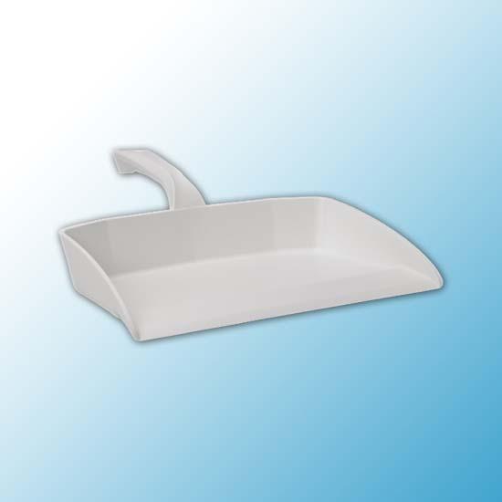 Совок для мусора, 330 мм, белый цвет