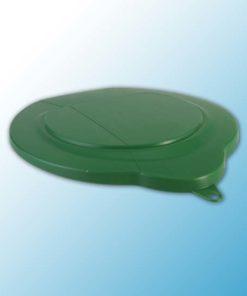Крышка для ведра арт. 5688, 6 л, зеленый цвет