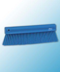 Щетка мягкая для уборки порошкообразных частиц, 300 мм, Мягкий, синий цвет