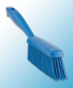 Ручная щетка, 330 мм, средний ворс, синий цвет