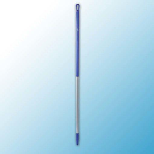 Ручка эргономичная алюминиевая, Ø31 мм, 1510 мм, фиолетовый цвет