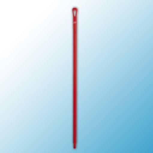 Ультра гигиеническая ручка, Ø34 мм, 1300 мм, красный цвет