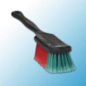 Щетка для автомобиля с длинной ручкой, 420 мм, Мягкий/ расщепленный, черный цвет