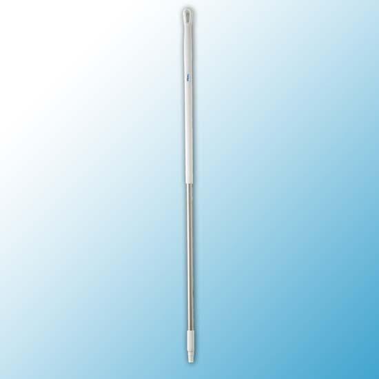Ручка из нержавеющей стали, Ø31 мм, 1510 мм, белый цвет