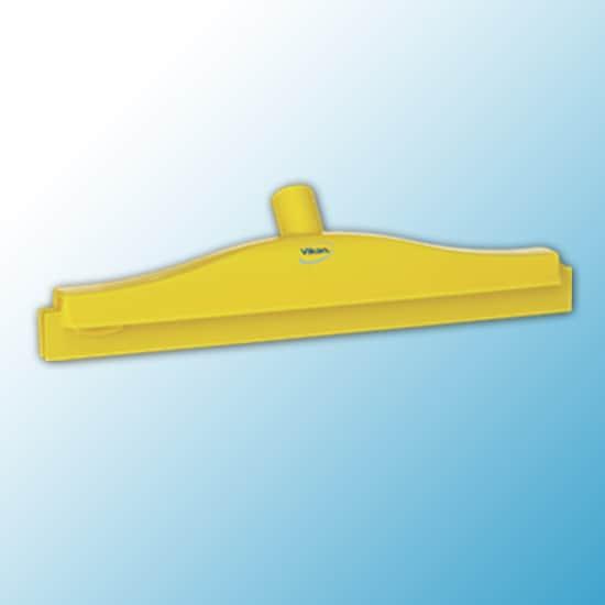 Гигиеничный сгон для пола со сменной кассетой, 405 мм, желтый цвет