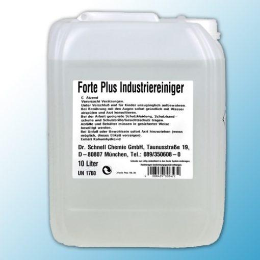 Forte Plus Уборка полов в промышленных помещениях и цехах