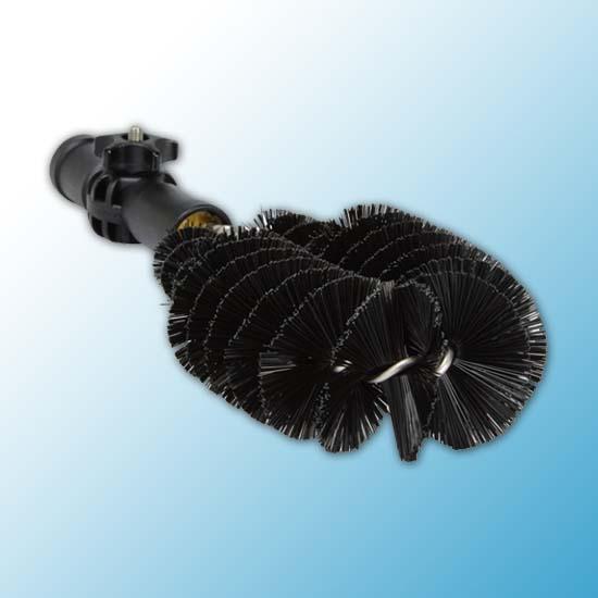 Ерш сантехнический, 275 мм, Жесткий, черный цвет