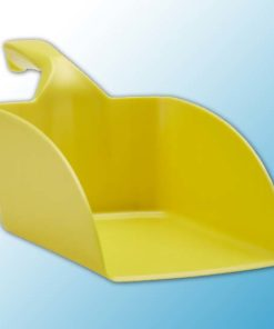 Совок ручной большой, 2 л, желтый цвет