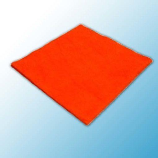 Протирочное полотно Микроспан МС 80-35 салфетка 34х40 см красный