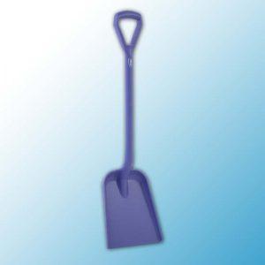 Лопата, 327 x 271 x 50 мм., 1040 мм, фиолетовый цвет