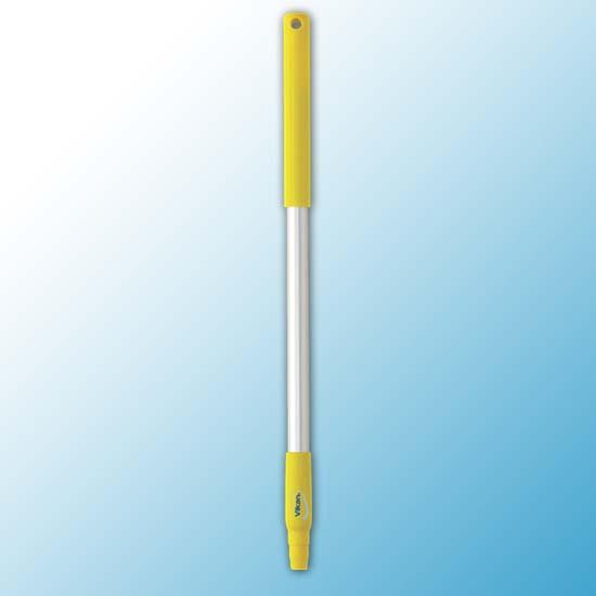 Ручка из алюминия, Ø31 мм, 650 мм, желтый цвет
