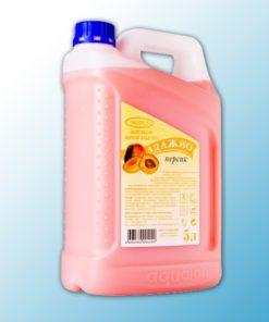 Жидкое крем-мыло Адажио перламутр 5 л Персик