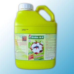 DRAKER 10.2 - это инсектицид широкого спектра действия