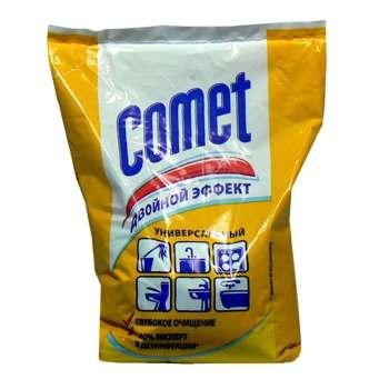 Чистящее средство Комет Флеш 400г п/пакете