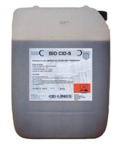БИО СИД-С (BIO CID-S), 13 кг – щелочное моющее пенное средство