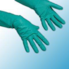 Универсальные перчатки виледа зеленые