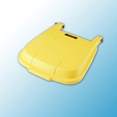 Крышка для контейнера Атлас 100л желтая