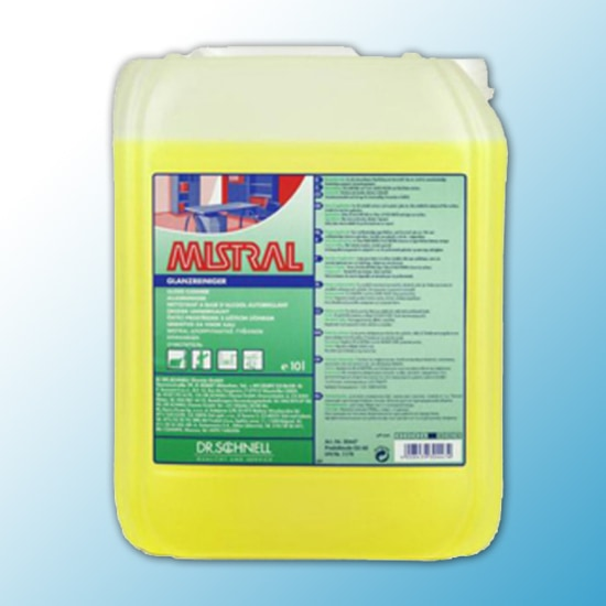 Mistral QuickDry Концентированное моющее средство для водостойких поверхностей