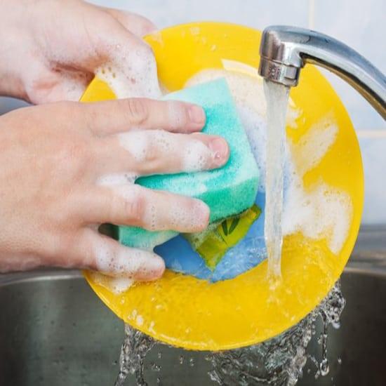 Мытье посуды и инвентаря