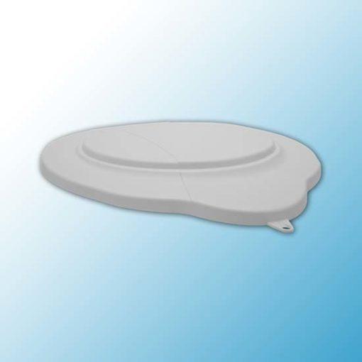 Крышка для ведра, 20 л, белый цвет