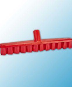 Скребковая щетка для пола UST (Ультра Гигиеничная Технология), 400 мм, Жесткий, красный цвет