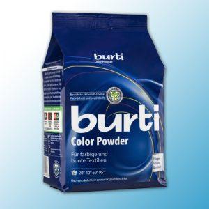 """Порошок для стирки цветного белья """"BURTI Color"""" 1.5кг"""