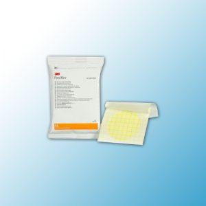 6448 Тест-пластины Petrifilm™ для определения количества листерий в образцах окружения (EL), 25 шт/пакет, 8 пакетов/уп, 1 уп/ящ
