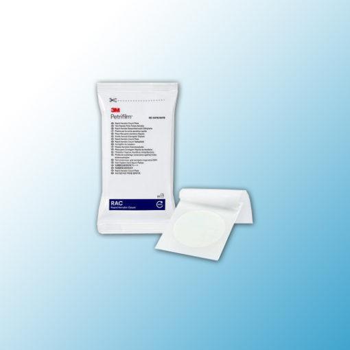 6479 Тест-пластины Petrifilm™ для Экспресс-Определения КМАФАнМ (RАС), 25шт/пакет, 20 пакетов/ящик