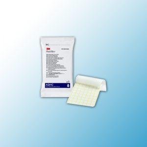 6452 Тест-пластины Petrifilm™ Аква для подсчета гетеротрофных микроорганизмов (AQHC), 1000 шт/ящ
