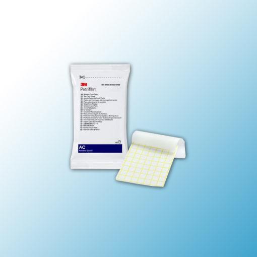 6406 Тест-пластины Petrifilm™ для определения КМАФАнМ (АС), 1000 шт/ящ